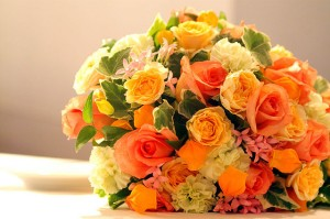 """Bouquet"" picture by Ken FUNAKOSHI, taken from the following URL: http://www.flickr.com/photos/41203241@N00/180778714"