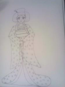 Japanese girl pic 2