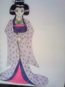 Japanese Girl pic 3