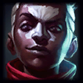 from Riot's game League of Legends found at the following URL: https://cdn.championcounter.com/images/champions/ekko.png?v=1443681173000